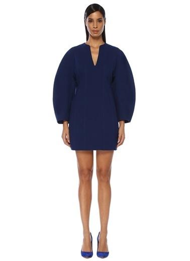 Givenchy Elbise Mavi